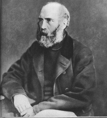 Armand Barbès, photographié par Nadar