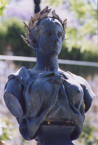 La Marianne de Baudinard - photo Gilbert Suzan