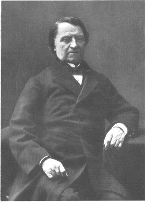 Louis Blanc, photographié par Nadar