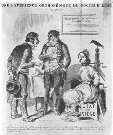 Journal pour rire, 7 novembre 1851