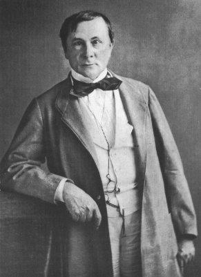 Emile de Girardin, photographié par Nadar