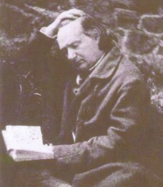 Victor Hugo à Jersey en 1854