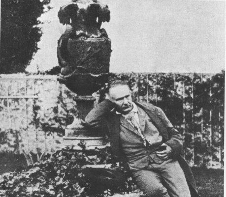 Victor Hugo à Hauteville House (Guernesey)