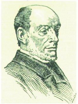 Victor Schoelcher, président de la commission d'abolition de l'esclavage en 1848 et membre du comité de résistance au coup d'Etat.